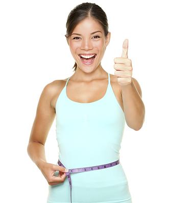 как похудеть в области грудной клетки